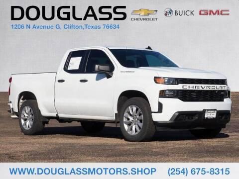 2019 Chevrolet Silverado 1500 for sale at Douglass Automotive Group - Douglas Chevrolet Buick GMC in Clifton TX