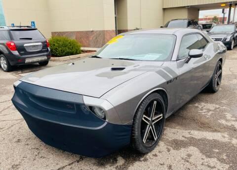 2012 Dodge Challenger for sale at Big Three Auto Sales Inc. in Detroit MI