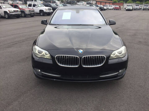 2013 BMW 5 Series for sale at Beckham's Used Cars in Milledgeville GA