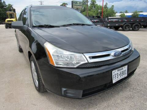 2010 Ford Focus for sale at Park and Sell in Conroe TX