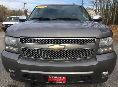 2008 Chevrolet Suburban for sale at Norm's Used Cars INC. in Wiscasset ME