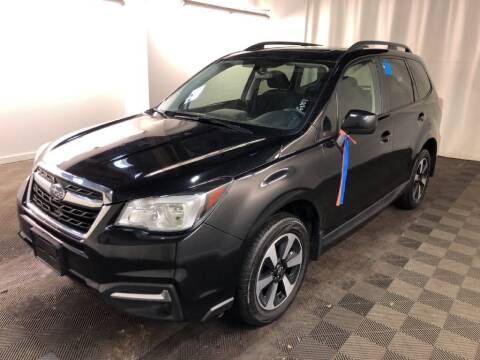 2017 Subaru Forester for sale at Cupples Car Company in Belmont NH