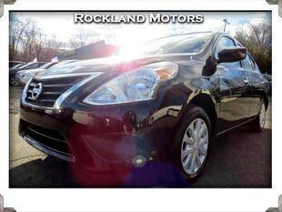 2019 Nissan Versa for sale at Rockland Automall - Rockland Motors in West Nyack NY