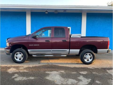 2003 Dodge Ram Pickup 2500 for sale at Khodas Cars in Gilroy CA