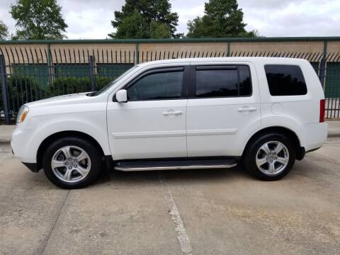 2013 Honda Pilot for sale at Hollingsworth Auto Sales in Wake Forest NC