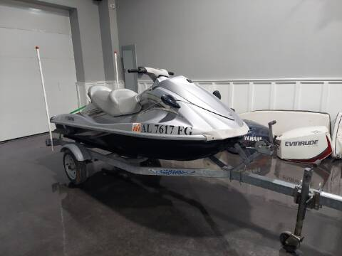 2009 Yamaha VX CRUISER for sale at 90 West Auto & Marine Inc in Mobile AL