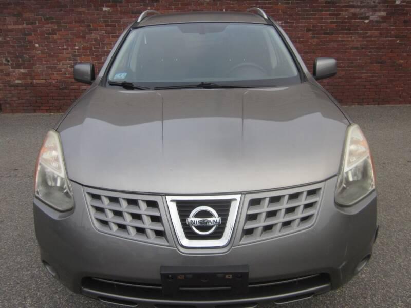 2008 Nissan Rogue for sale at Tewksbury Used Cars in Tewksbury MA