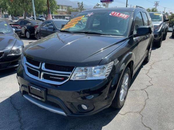2017 Dodge Journey for sale at CAR CITY SALES in La Crescenta CA