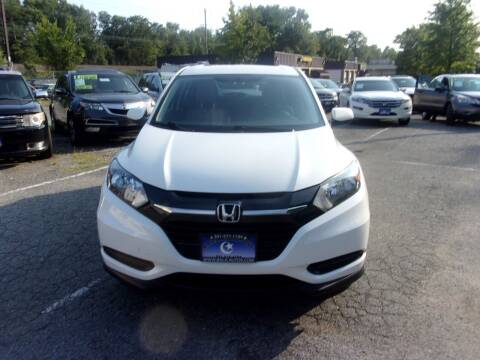 2016 Honda HR-V for sale at Balic Autos Inc in Lanham MD