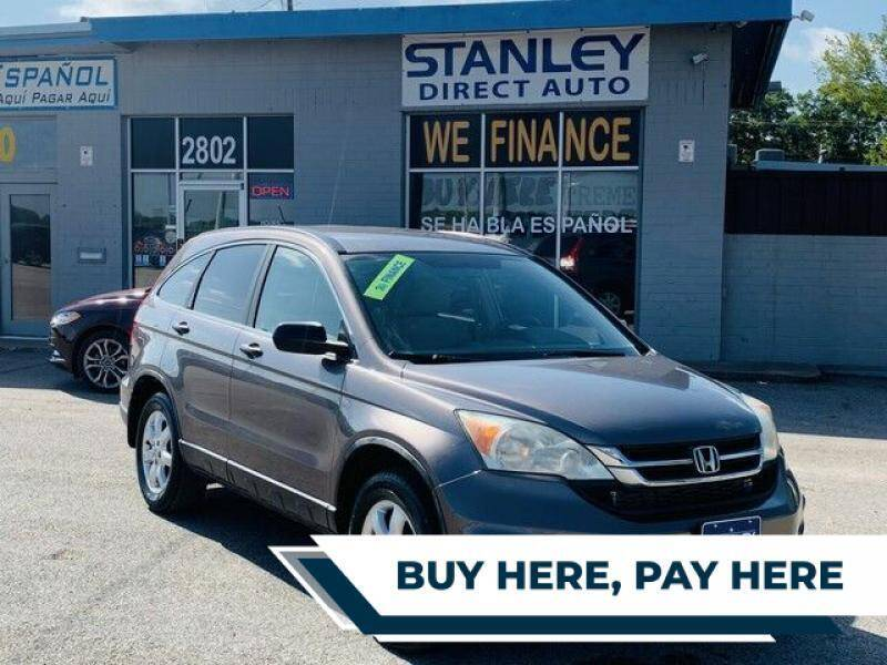 2011 Honda CR-V for sale at STANLEY FORD ANDREWS Buy Here Pay Here in Andrews TX