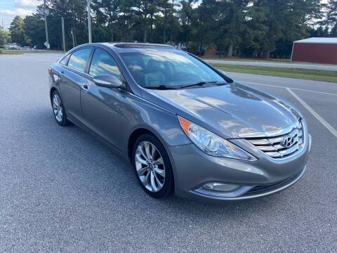 2011 Hyundai Sonata for sale at Carprime Outlet LLC in Angier NC