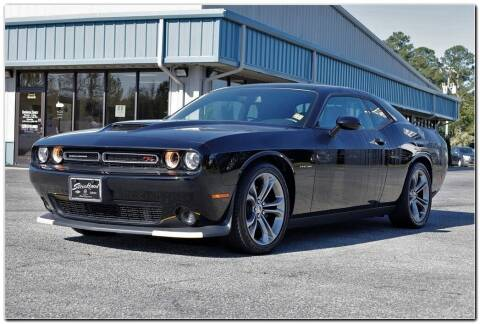 2020 Dodge Challenger for sale at STRICKLAND AUTO GROUP INC in Ahoskie NC