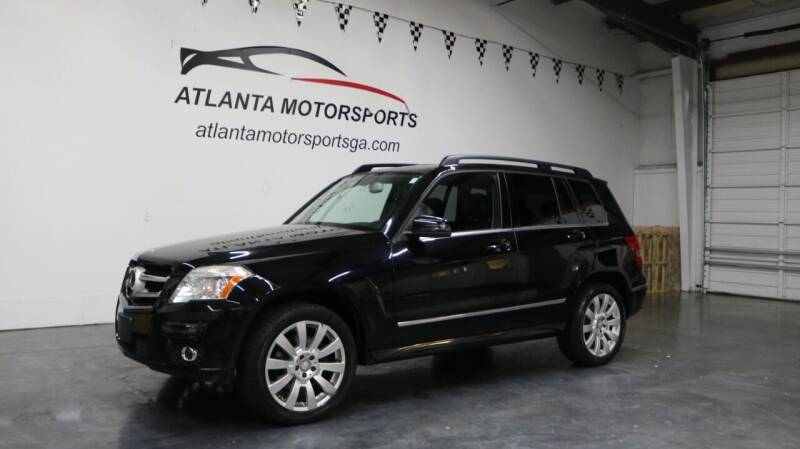 2012 Mercedes-Benz GLK for sale at Atlanta Motorsports in Roswell GA
