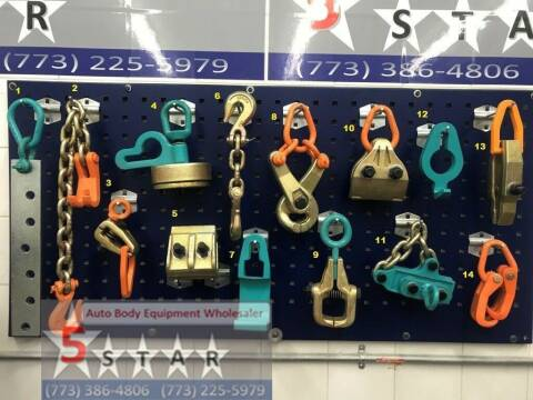 2020 14 PIECE TOOL AND  CLAMP SET for sale at Kamran Auto Exchange Inc in Kenosha WI