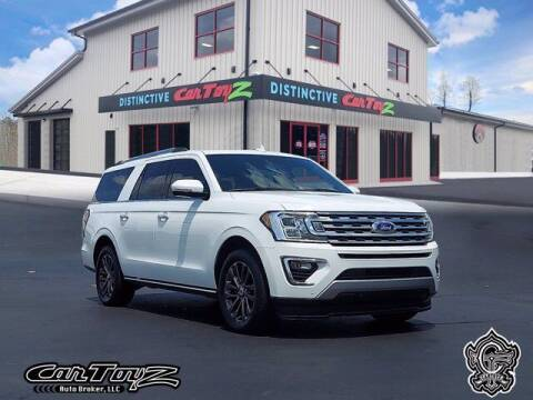 2019 Ford Expedition MAX for sale at Distinctive Car Toyz in Egg Harbor Township NJ