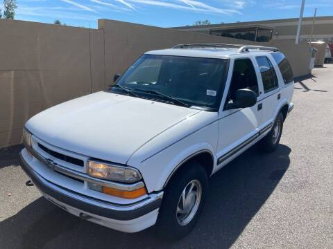 1998 Chevrolet Blazer for sale at Blue Line Auto Group in Portland OR