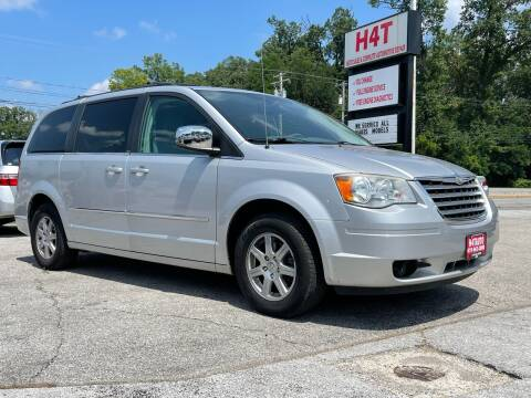 2010 Chrysler Town and Country for sale at H4T Auto in Toledo OH