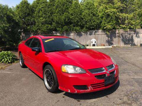 2004 Dodge Stratus for sale at Elwan Motors in West Long Branch NJ