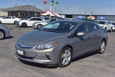 2017 Chevrolet Volt for sale at Choice Motors in Merced CA