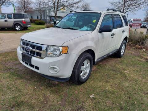 2010 Ford Escape for sale at Car Connection in Yorkville IL