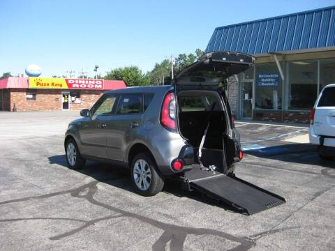2016 Kia Soul for sale at McCrocklin Mobility in Middletown IN