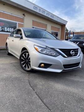 2018 Nissan Altima for sale at City to City Auto Sales in Richmond VA