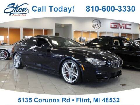 2014 BMW 6 Series for sale at Jamie Sells Cars 810 - Linden Location in Flint MI