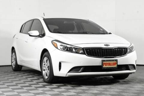 2017 Kia Forte5 for sale at Washington Auto Credit in Puyallup WA