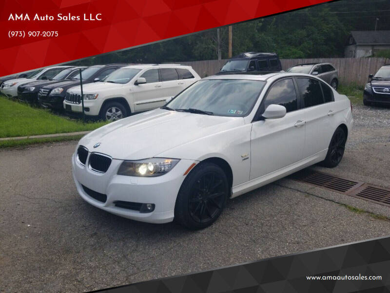 2011 BMW 3 Series for sale at AMA Auto Sales LLC in Ringwood NJ