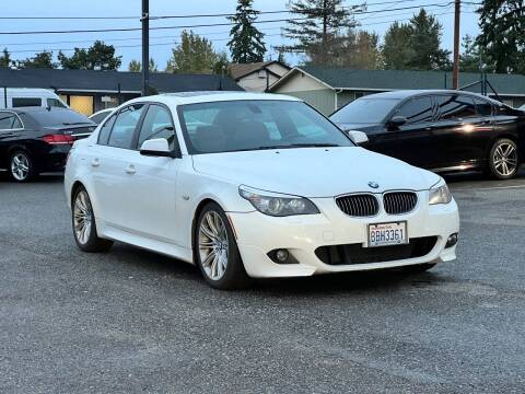 2010 BMW 5 Series for sale at LKL Motors in Puyallup WA