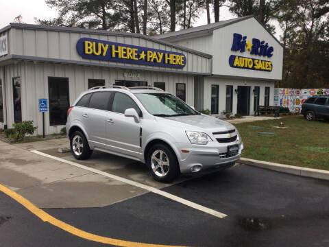 2013 Chevrolet Captiva Sport for sale at Bi Rite Auto Sales in Seaford DE