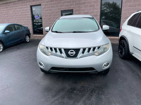 2009 Nissan Murano for sale at 924 Auto Corp in Sheppton PA