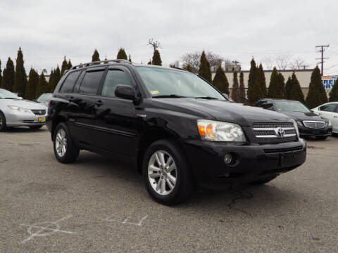 2006 Toyota Highlander Hybrid for sale at East Providence Auto Sales in East Providence RI