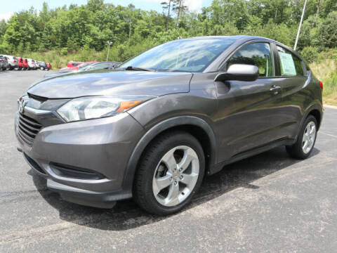 2016 Honda HR-V for sale at RUSTY WALLACE KIA OF KNOXVILLE in Knoxville TN