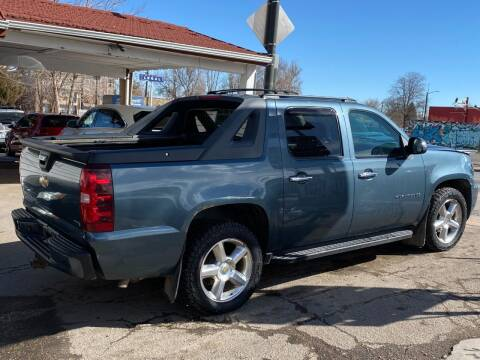 2012 Chevrolet Avalanche for sale at STS Automotive in Denver CO