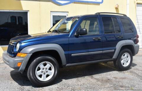 2005 Jeep Liberty for sale at Buy Here Pay Here Lawton.com in Lawton OK