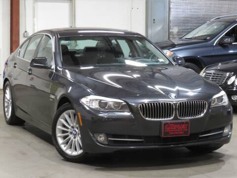 2011 BMW 5 Series for sale at CarPlex in Manassas VA