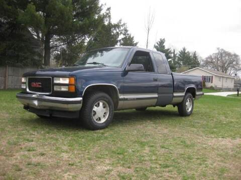 1998 GMC Sierra 1500 for sale at All State Auto Sales, INC in Kentwood MI