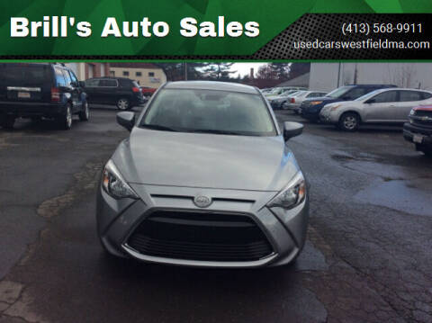 2016 Scion iA for sale at Brill's Auto Sales in Westfield MA