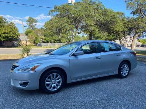 2014 Nissan Altima for sale at Asap Motors Inc in Fort Walton Beach FL