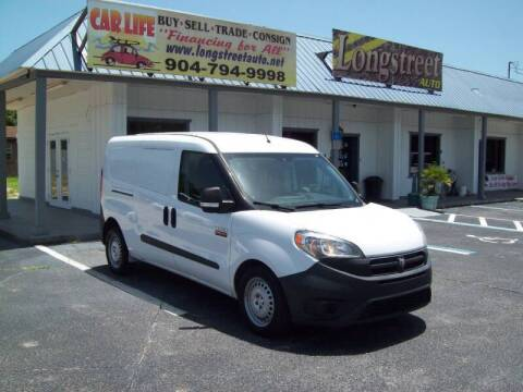 2015 RAM ProMaster City Cargo for sale at LONGSTREET AUTO in St Augustine FL