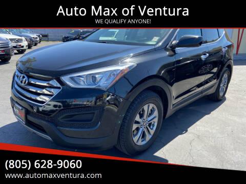 2015 Hyundai Santa Fe Sport for sale at Auto Max of Ventura in Ventura CA
