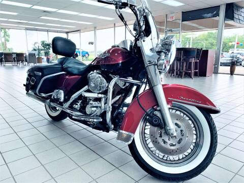 1999 HARLEY DAVIDSON FLHRCI for sale at SAINT CHARLES MOTORCARS in Saint Charles IL