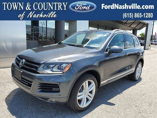 2013 Volkswagen Touareg for sale in Madison, TN