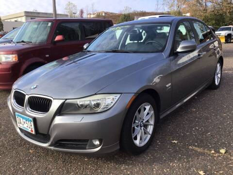 2010 BMW 3 Series for sale at Sparkle Auto Sales in Maplewood MN