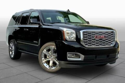 2019 GMC Yukon for sale at CU Carfinders in Norcross GA