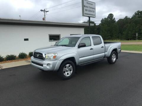 2006 Toyota Tacoma for sale at Rickman Motor Company in Somerville TN