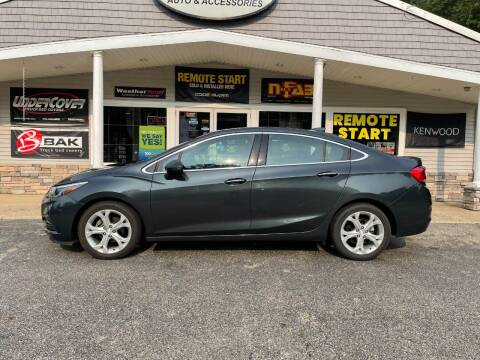 2017 Chevrolet Cruze for sale at Stans Auto Sales in Wayland MI