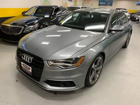 2015 Audi S6 for sale at Newton Automotive and Sales in Newton MA