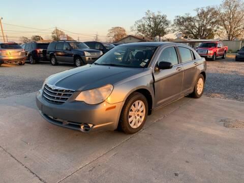 2010 Chrysler Sebring for sale at Bayou Motors Inc in Houma LA